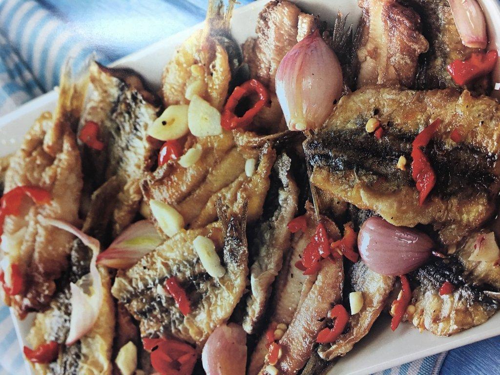 Ricetta Alici marinate