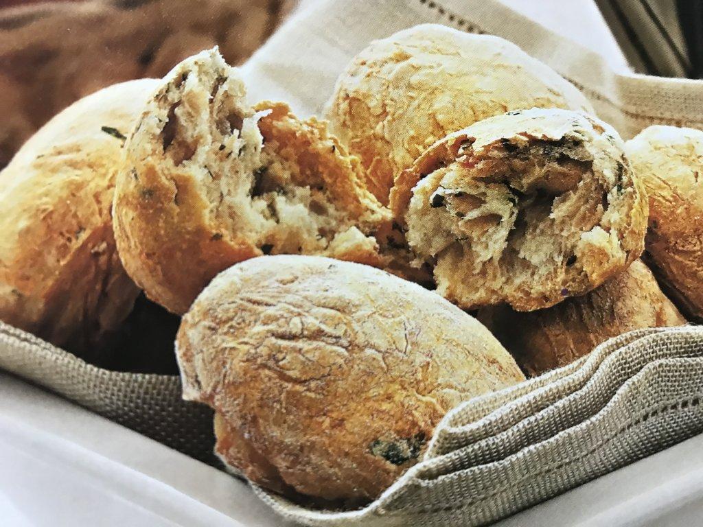 Ricetta Pucce (panini conditi)